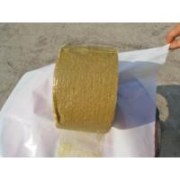 Wholesale PETROLEUM GREASE ANTI CORROSIVE TAPE AWWA C 207 STANDARD WRAPPING TAPE from china suppliers