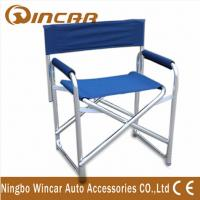 Wholesale vehicle Outdoor Camping Chairs , 600D folding chair for Lawn / Fishing / beach from china suppliers