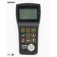 Wholesale Ultrasonic Through Coating Thickness Gauge TG4100 , 5MHz  Echo To Echo from china suppliers