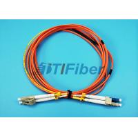 Quality SM LC to MM LC Fiber Optic Patch Cord Mode Conditioning Fiber Patch Cable - 1 Meter for sale