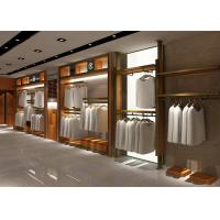 Wholesale Single Unit Model Display Cabinets , Retail Display Cabinets With Glass Doors from china suppliers