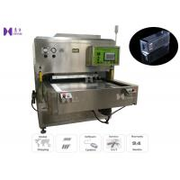 Buy cheap Clear PVC PET Plastic Box Machine For Soft Crease Folding Box ,Air Pressure 0.6Mpa from wholesalers