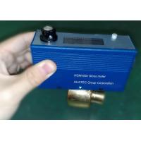 Buy cheap ISO2813, ASTM-D2457, DIN67530 Gloss Meter Model HGM-B20 from wholesalers
