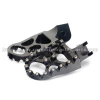 Wholesale Aluminum Alloy 7075 Dirt Bike Foot Pegs BMW F650GS F800GS R1200GS Highway Pegs from china suppliers