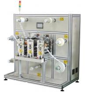 China High Precision Rotary Die Cutting Machine , Custom Printed Label Die Cutter Machine on sale
