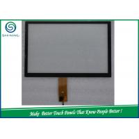 Wholesale 0.7mm ITO Sensor Glass To 1.1mm 6H Cover Glass 10.1'' Capacitive Touch Screen from china suppliers