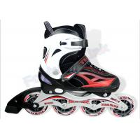 Wholesale Combo Shoes Semi-Soft Inline Hockey Skates Wheels with ABEC-7 Carbon Bearing from china suppliers