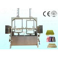 Wholesale Energy Saving Pulp Tray Machine Durable For Egg Carton 2000Pcs / H from china suppliers