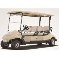 Wholesale Electric 4 Person Golf Cart , 4 Seater Golf Buggy Club Car With Brake System from china suppliers