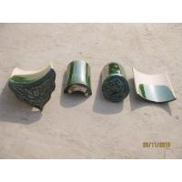Quality Green Glazed Roof Tiles for sale