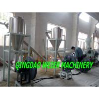 Wholesale Parallel Twin Screw Extruder Plastic Pelletizing Machine For WPC PVC Granules from china suppliers