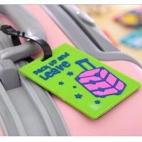 Quality 2014 unique name tags luggage tag new design bags tag for sale