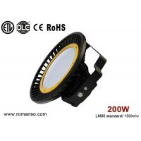 Wholesale Bright commercial led factory lighting , 5000K led high bay light 200w from china suppliers