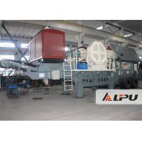 Wholesale Good Mobility Portable Stone Crusher Machine Mobile Jaw Crusher Plant from china suppliers