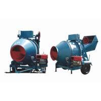 Wholesale Diesel Engine Powered Rotating Drum 350L Concrete Mixer with Good Performance from china suppliers