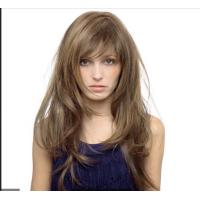 Wholesale 12 Inch Real Natural Human Hair Wigs Kinky Straight Tangle Free from china suppliers