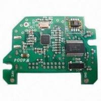 Quality Prototype Multilayer Printed Circuit Board 2 Layers / Fr4 Printed Circuit Board for sale
