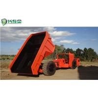 Wholesale Underground Mining Low Profile Dump Truck from china suppliers