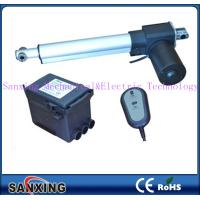 Buy cheap dc motor  low noise linear actuator for tv lift and other jacking system 12vdc/24vdc/110vdc from wholesalers