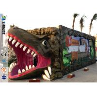 Buy cheap New Digital Movie Technology Hydraulic / Electric 4D Movie Theater With Newest 3D Movies from wholesalers