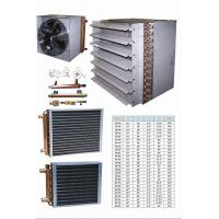 Copper Tube Water To Air Heat Exchanger for Outdoor Wood Furnace