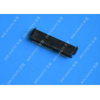 Wholesale Lightweight Through Hole SAS To SATA Connector Rectangular 6 Gbps 22 Position from china suppliers
