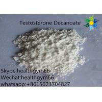 Wholesale Bodybuilding Hormones Test Deca Drostanolone Steroid Testosterone Decanoate CAS 5721-91-5 from china suppliers