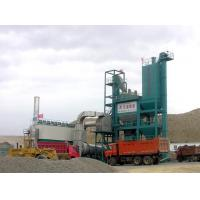 Wholesale 180tph Hoisting Capacity Hot Mix Asphalt Plant , 5 Layer Vibration Screen Asphalt Mixer Plant With SKF Bearing from china suppliers