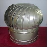 Wholesale 500mm roof turbo ventilator for workshop Aluminum from china suppliers