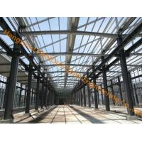 Wholesale Pre-engineered Steel Structure Frame Building System Long Span Warehouse from china suppliers