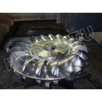 Quality Forge CNC Machine stainless Steel Runner with Pelton Hydro Turbine/ Pelton Water Turbine for sale