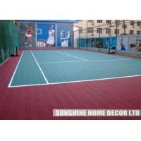 Wholesale Easy Install PP Roller Hockey Court Surface For Indoor And Outdoor from china suppliers