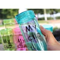 Wholesale Environmental Heat Resistant Water Bottle Bpa Free For Daily Drinking from china suppliers