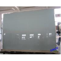 Quality 3mm - 6mm Wall Cladding Soft White / Pure White heat reflective glass for sale