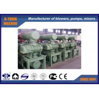 Wholesale DN250 Three Lobe Roots Blower 15-132KW 80KPA Air Cooling Rotary Blower from china suppliers