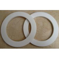 Wholesale High Temperature PTFE Flange Gasket Custom Made Plastic Parts for Household from china suppliers