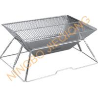 Wholesale TKD8057B Outdoor Portable Stainless Steel Charcoal BBQ Grill from china suppliers
