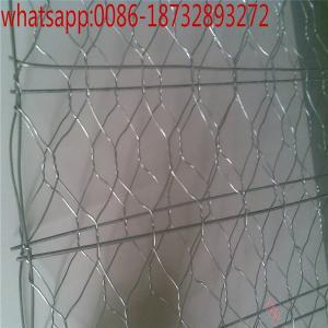 Wholesale good price Hot dip galvanized chicken rabbit Hexagonal wire mesh/Hex wire Netting,Chicken Wire mesh from china suppliers