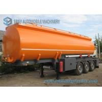 Wholesale Chemical Liquid 38000L Pneumatic Tanker Trailers 3 Axle Trailer from china suppliers