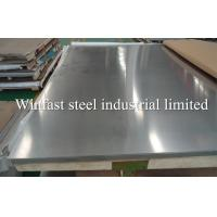 Wholesale SS 409 409l Cold Rolled  Stainless Steel Plate For Construction 1219 - 1265mm Width from china suppliers