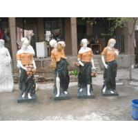 Wholesale Hand carved stone 4 seasons statue from china suppliers