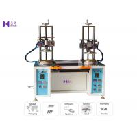 Wholesale 220V PVC Box Cylinder Forming Machine Pneumatic Driven Mode Digital Temperature Control from china suppliers