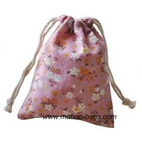 Wholesale Fashion Jewellery string bag,Cosmetic bag,Promotion bag MH-2119 pink from china suppliers