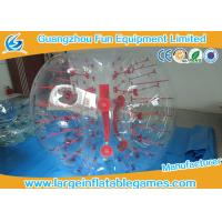 Durable Eco - Friendly Inflatable Bubble Ball Bumper Ball For Crazy Funny Sports