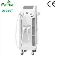 Wholesale OPT Skin Tightening IPL RF Laser Beauty Machine For Hair Removal / Acne Removal from china suppliers
