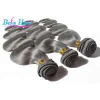 Wholesale Grey Brazilian Hair Body Wave Elegante Hair Extensions Long Lasting from china suppliers