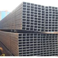 Wholesale Thin Wall Square Steel Tubing , Square Pipe Steel By Hydraulic Testing from china suppliers
