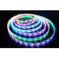 Wholesale Outdoor use IP68  5050 IC RGB 5 Meter RGB LED Strip Light Color Changing from china suppliers