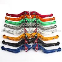 Wholesale Folding Extendable Motorcycle Brake Clutch Lever For Street Racing Bike from china suppliers