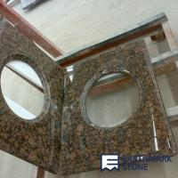 Quality Baltic Brown Granite Vanity Top for sale